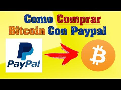 Como Comprar Bitcoin Con Paypal De Forma Fácil Y Rápida  2017 Y 2018 ACTUALIZADO..¡¡