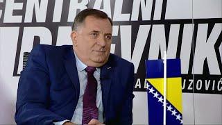Gambar cover Senad: Otcijepi se, Mile! Dodik: Neću!...BiH će se raspasti. Senad: Povlačiš se Mile, povlačiš!