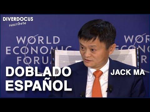 Jack Ma - World Economic Forum 2018 Doblado en Español - Mejores Momentos y George Soros en Davos
