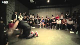 Rhythm Gate vs Popkun / Quaterfinal / Sway On The Beat Vol.1 / Allthatstreet