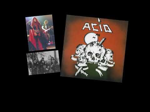 Acid - Hooked on Metal - Heavy/Speed Metal...