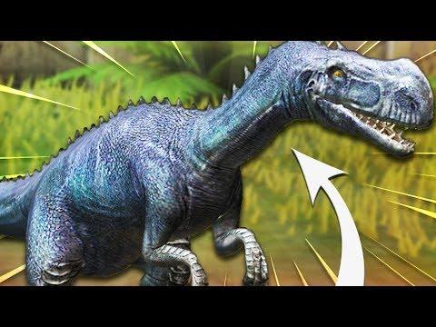 WYKLUŁEM RZADKIEGO MONOLOFOZAURA! | Jurassic World: The Game #4