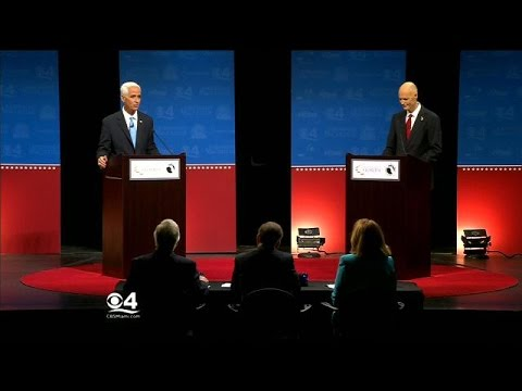 Florida's Gubernatorial Debate Part 1