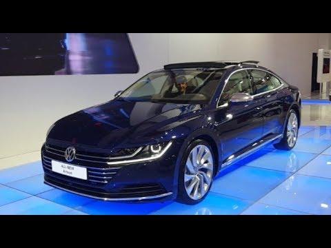 2019 Volkswagen Arteon Review - Walkaround & Specifications