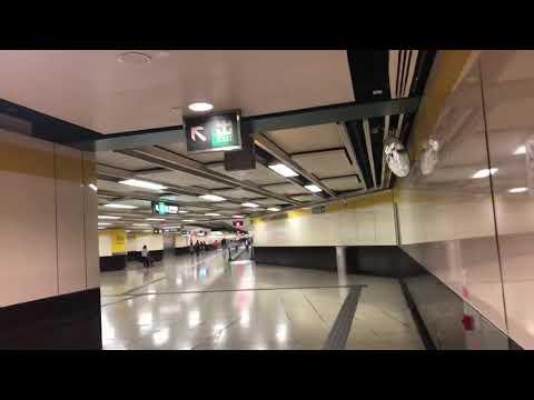 hong-kong-mtr-trip---from-east-tsim-sha-tsui-to-tsim-sha-tsui-港鐵遊---尖東至尖沙咀站