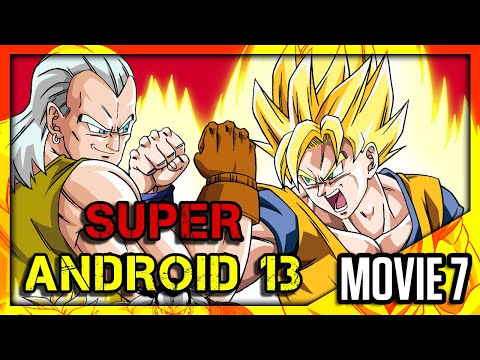 DragonBall Z Abridged MOVIE: Super Android 13 - TeamFourStar