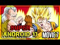Dragonball Z Abridged Movie: Super Android 13 - Teamfourstar (tfs) video