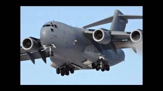 Boeing C-17 Globemaster III HD