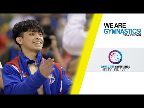 2019 Melbourne Artistic Gymnastics World Cup – Highlights men's competitions