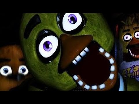 Friday Nights at Freddy's!!!! Part 1-Why Does The Asian Get Lucky?