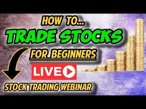 How To Trade Stocks - Stock Trading Webinar - BijanTrades com