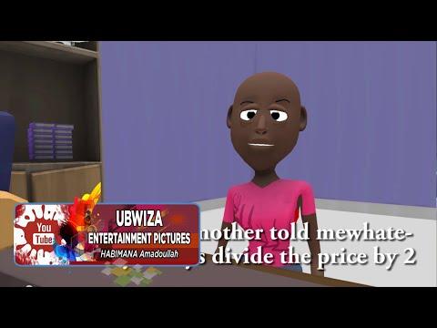 UTAHANYE IKI by Amadullah pro  UBWIZA Entertainment Rwandan cartoon+250781633154