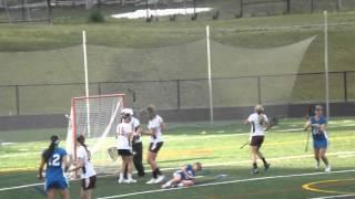 Porter Goal Hereford vs Stephen Decatur (Girls