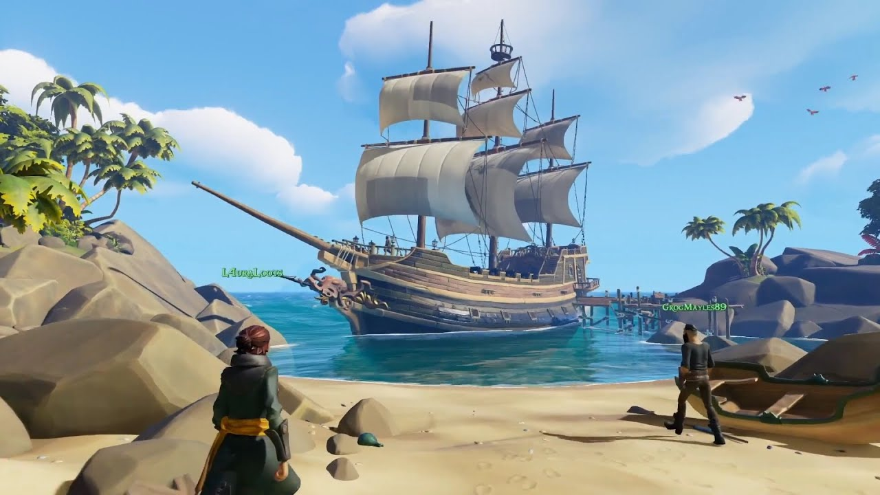 Image result for Sea of Thieves games