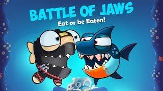САМАЯ ОПАСНАЯ АКУЛА! EatMe.io #2