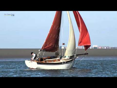 My Classic Boat  Maurice Griffiths 26ft Gaff cutter