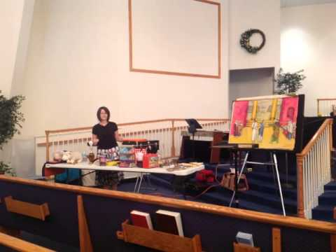 7/26/14 Children's Workers Conference - New Hope Baptist Chu