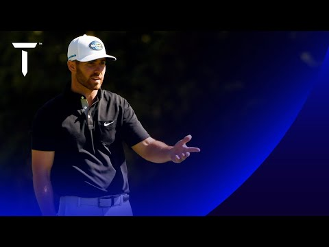 Matthew Wolff hits putt accidentally with practice stroke