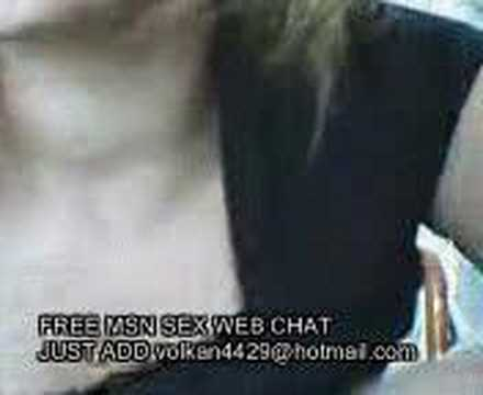MSN SEX WEBCHAT