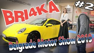 През обектива на Bri4ka - 2019 International Motor Show Belgrade | Hall VAG GROUP| Beogradski Sajam
