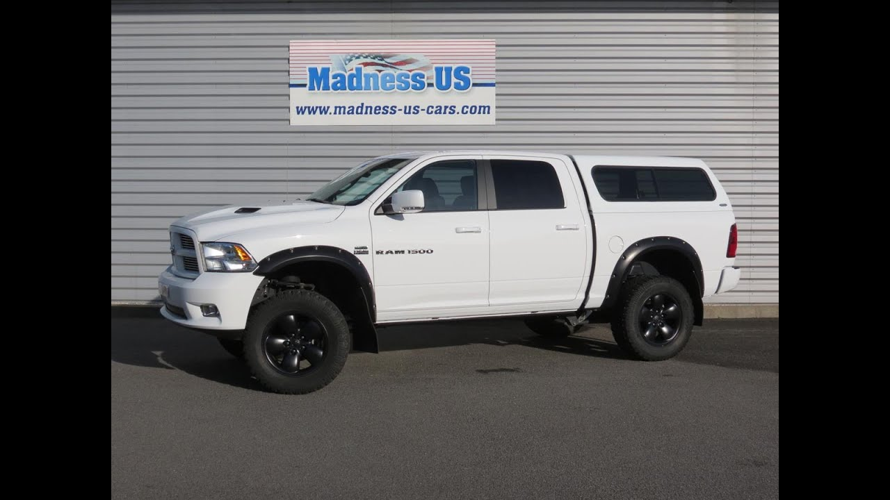 Ram 1500 Crew Cab Sport 4x4 Gpl 2012 Youtube