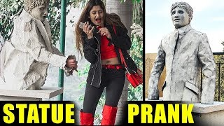 Epic Statue Prank (SA Wardega) feat. The Hungama Films