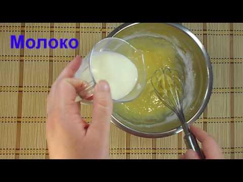 Налистники на молоке(тонкие блинчики) / crepes