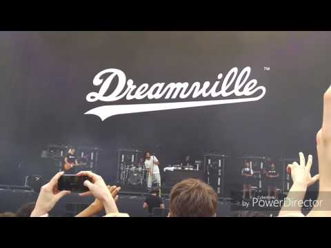 J. Cole- Back To The Topic LIVE @ Wireless Festival 2016