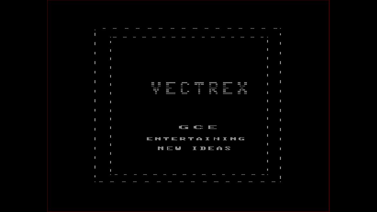MiSTer (FPGA) Vectrex Core