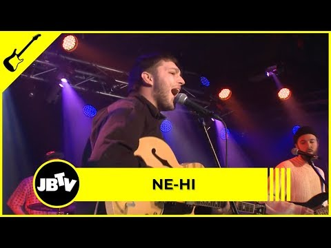 NE-HI - Buried on the Moon | Live @ JBTV