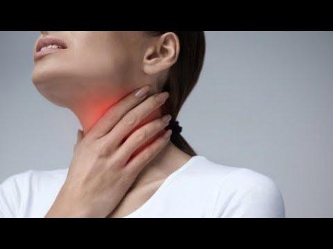 인후염에 대한 3가지 천연 요법