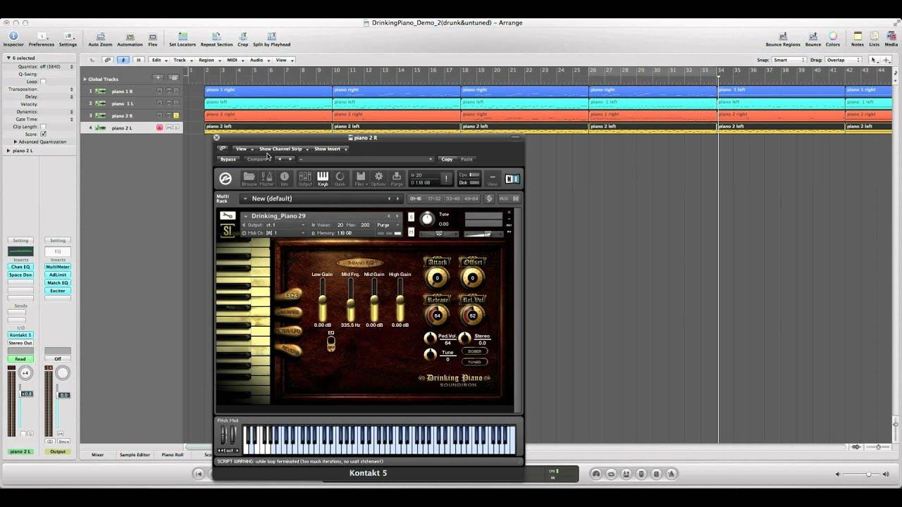 Piano & Keys Bundle