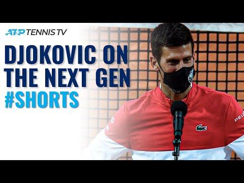 Novak Djokovic Rome Speech: