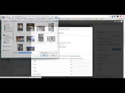 Interierygonda.sk - pridavanie obrazkov