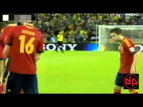 España vs Italia 0-0 [7-6] Tanda de penaltis Copa Confederaciones 2013