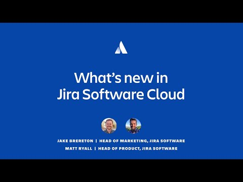 What's New In Jira Software Cloud (October, 2019)