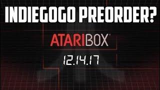 Ataribox Indiegogo Preorders Coming December 14th 2017?
