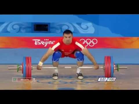 Tigran V. Martirosyan Beijing 2008 Olympics
