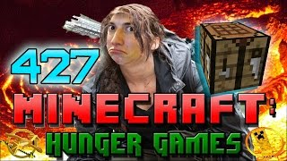 Minecraft: Hunger Games w/Mitch! Game 427 - Diamonds But No Crafting Table!
