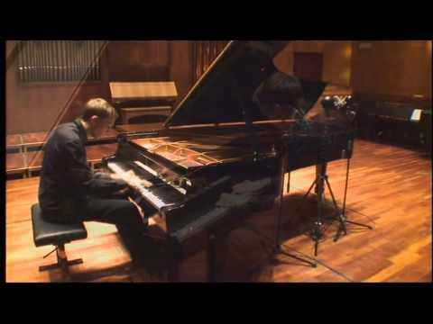 59th Ferruccio Busoni Piano Competition - Solo Semi-Finals - Fabian Mueller