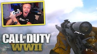 HOW TO INSTASWAP ON Call of Duty: WW2! - *FULL TRICKSHOT TUTORIAL*