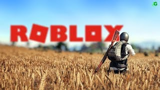 Player Unknown Battlegrounds For Console [PUBG] - ROBLOX Edition