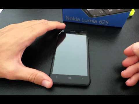 Test du Nokia Lumia 625 : un smartphone 4G pour un prix budget