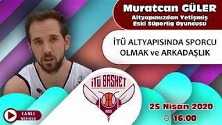 Muratcan Güler (Altyapımızdan yetişmiş eski Süper Lig oyuncusu)