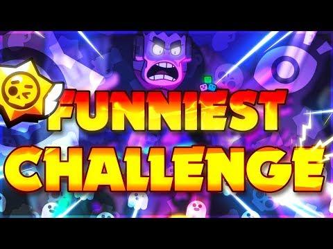 Funniest Brawl Stars Challenge!