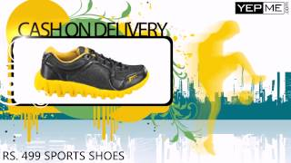 Sports Shoes @ Rs. 499, Riot of Colors Thumbnail