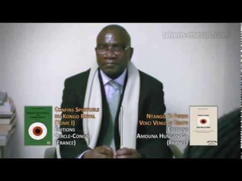 Kongo: une spiritualité des connaissances scientifiques (2e indaba)