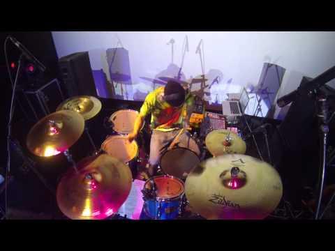 Urbandub - Endless a silent whisper Drumcam (raw & unedited)