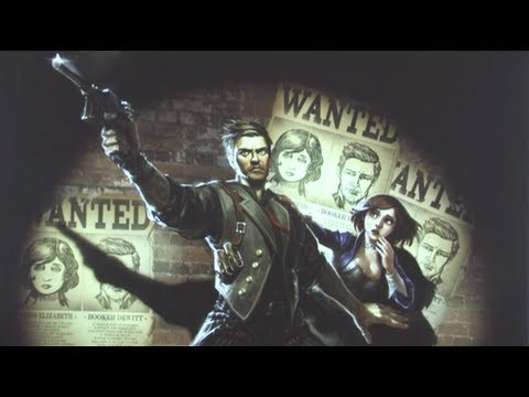 BioShock Infinite Panel - PAX 2011 (PC, PS3, Xbox 360)