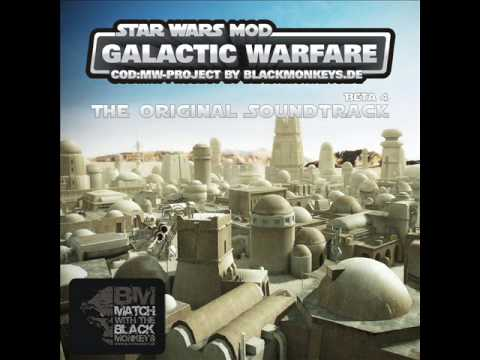 Mitch van Hayden - GW OST - The Galactic Warfare Athem (Menu Theme)
